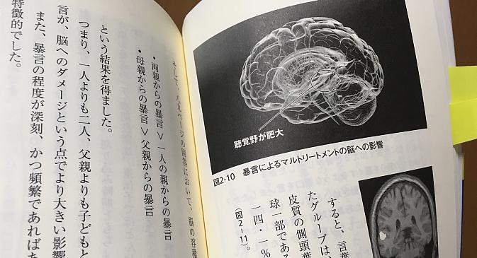 マルトリートメント 脳