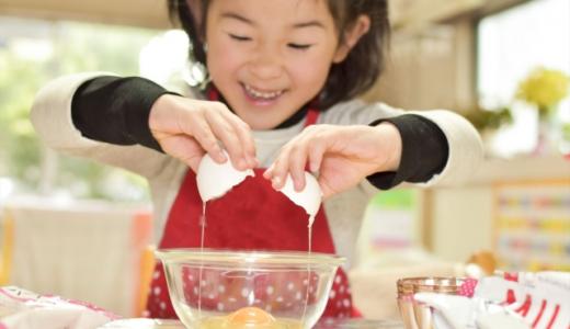 子供が料理をすることで得られる8つの効果!学習能力にも影響が