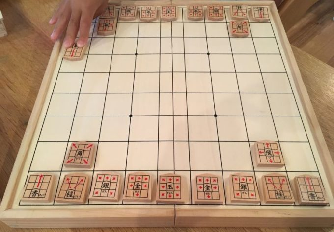 子供 初めて 将棋 駒の動かし方